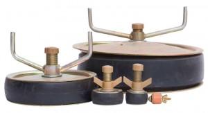 Obturateur mécanique acier bypass
