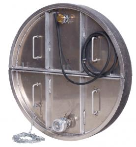 obturateur-mecanique-acier-circulaire